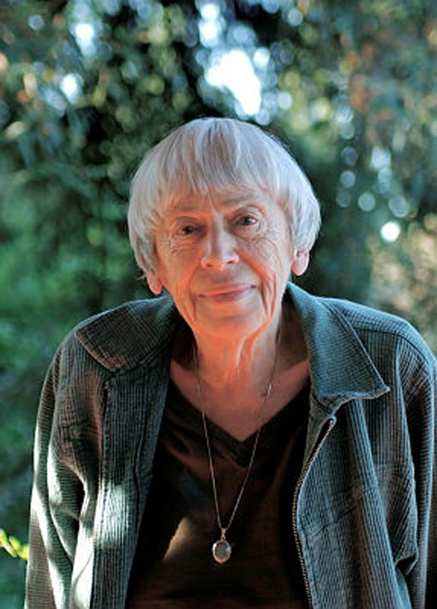 The late Ursula K. Le Guin was awarded for her essay u201cNo Time to Spareu201d by PEN America.