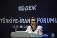 Ankara, Tehran determined to ramp up trade, mutual investments