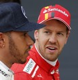 Hamilton hopes to keep momentum to snatch F1 lead from Vettel