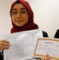 Syrische Schülerin ausgezeichnet