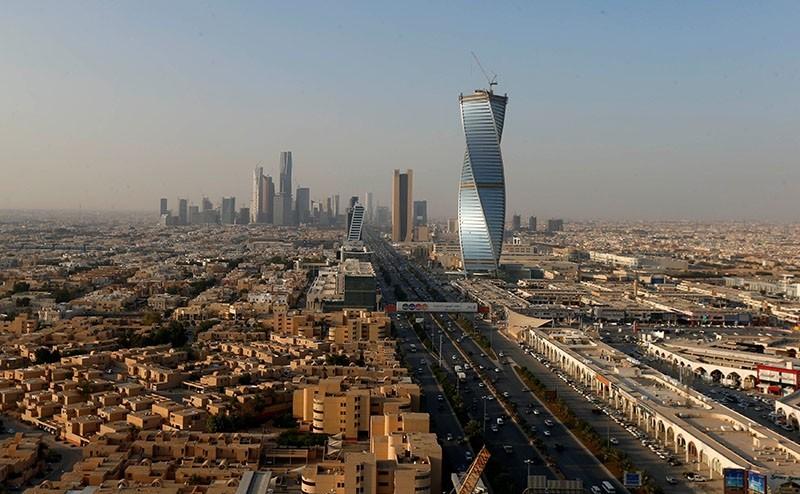 Buildings are seen in Riyadh, Saudi Arabia, December 18, 2017. (Reuters Photo)