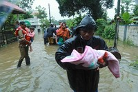 Turkey sends condolences as southern India's flood death toll rises to 67