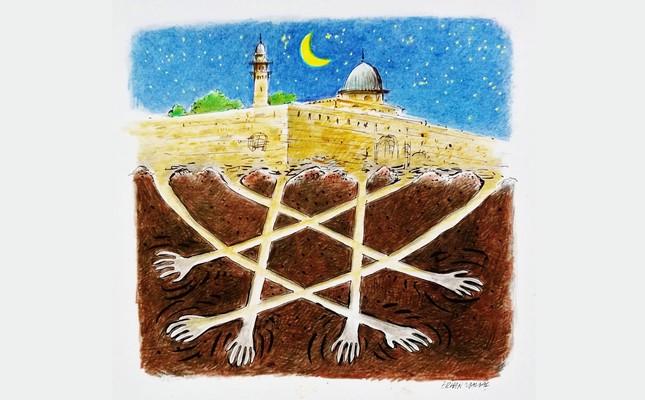 Al-Aqsa caught between Israeli aggression and Arab negligence