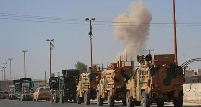 Nordsyrien: Angriff auf türkischen Militärkonvoi