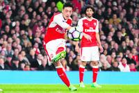 Özil on verge of huge new Gunners deal