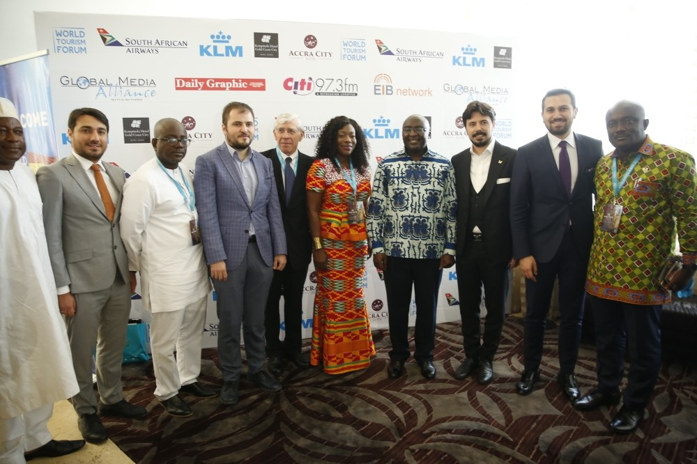 The World Tourism Forum has brought investors together in the Ghanaian capital of Accra yesterday.