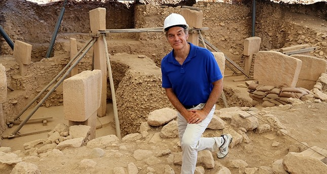 Dr. Öz to feature Turkey's Göbeklitepe on US show