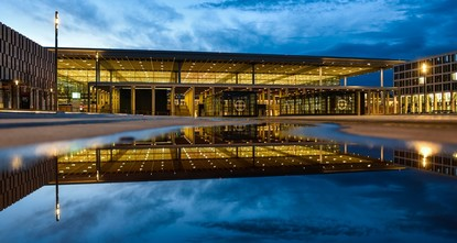 pThe opening of Berlin's long-awaited airport has been further delayed until October 2020, the head of the supervisory board of the Berlin Brandenburg Airport Company said Friday./p  pInspectors...