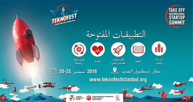 تكنوفيست.. قرب انطلاق مهرجان التكنولوجيا والفضاء والطيران في المطار الثالث بإسطنبول