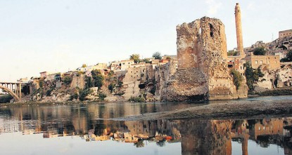 pHasankeyf is a 10,000-year-old settlement on the Tigris River in southeast Turkey, a place of central importance as a Silk Road stop. It's full of remnants from every conceivable period of human...