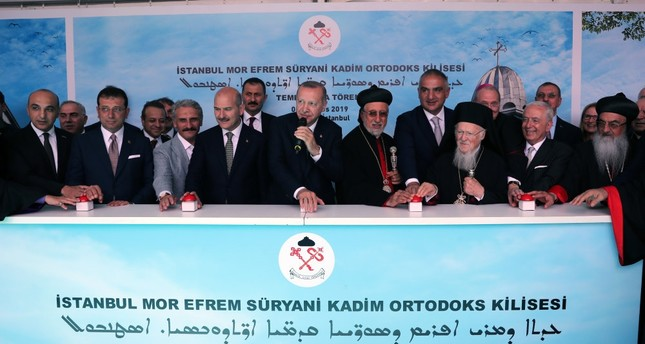 Assyrian community lauds government for supporting religious freedoms
