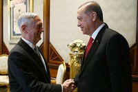 Ankara conveys concerns over YPG to Mattis