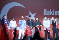 Celebrities in solidarity with people after coup attempt