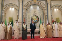 Leaders of the Gulf Cooperation Council (GCC) countries kicked off summit talks in Saudi capital Riyadh on Sunday.  The talks come one day after U.S. President Donald Trump arrived in Saudi...