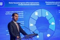 Албайрак представил новую экономическую программу Турции