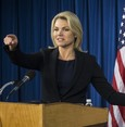Nauert withdraws as nominee for US ambassador to UN