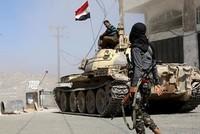 الجيش اليمني يعلن مقتل وجرح عشرات الحوثيين قرب الحدود السعودية