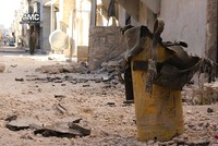 Regime forces in Syria committed at least eight chemical weapon attacks in Aleppo between November 17 and December 13 2016, according to a new detailed report by Human Rights Watch.