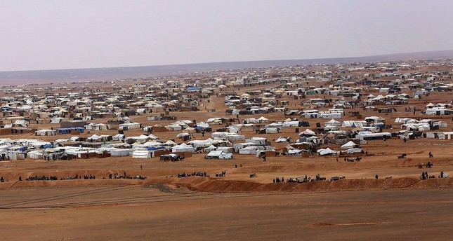 Syrian regime's blockade in Rukban refugee camp continues, residents say