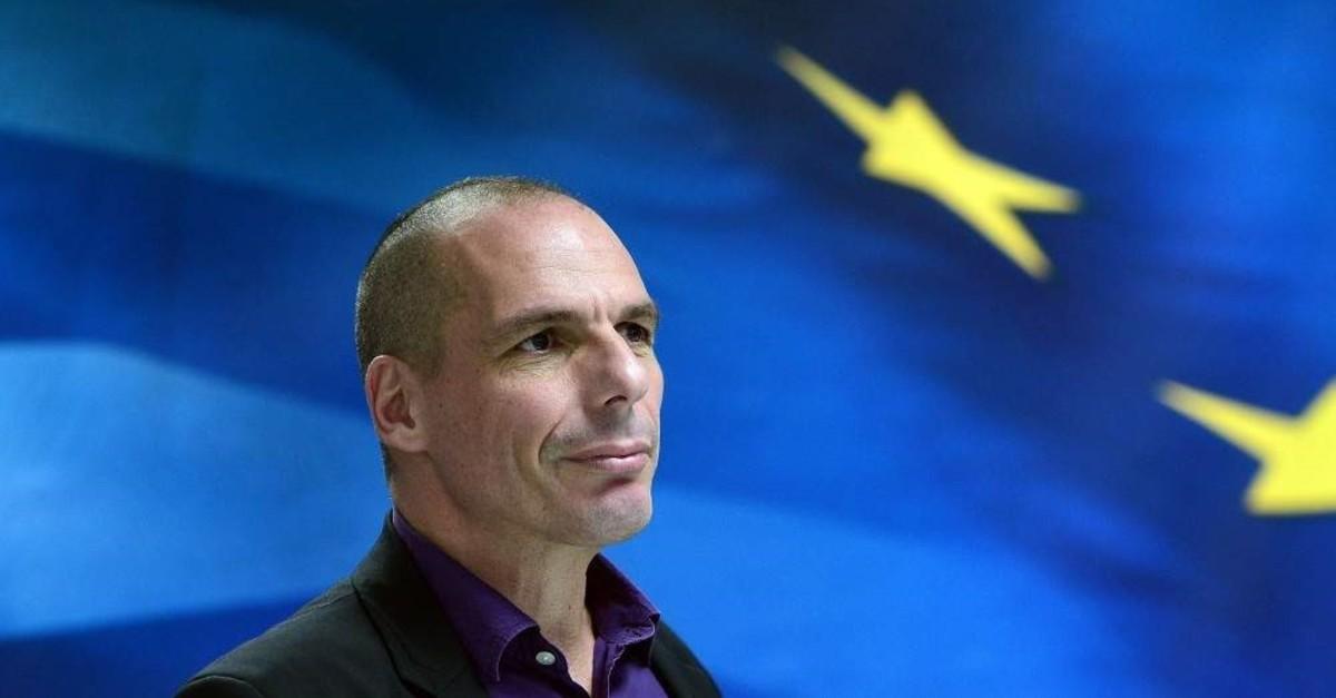 File photo of former Greek Finance Minister Yanis Varoufakis. (AFP Photo)