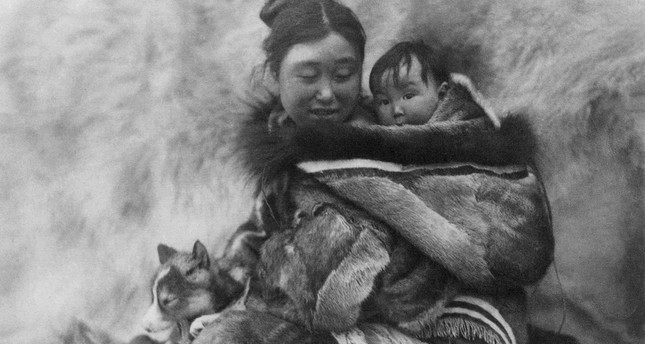 """""""Nanook of the North"""" depicts the lives of indigenous Inuit people of Canada's northern Quebec region."""