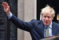 What is Boris Johnson's plan for the Western Balkans?