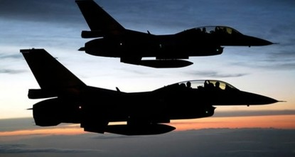 pA U.S. navy spy plane was intercepted by two Chinese fighter jets in the East China Sea, the Pentagon confirmed Monday./p  pPentagon spokesman Capt. Jeff Davis told reporters the incident took...