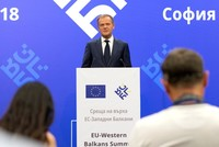 Who needs enemies when you have US as friend, EU's Tusk says
