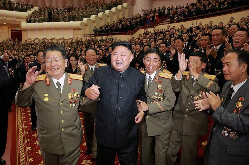 Korean Central News Agency (KCNA) Photo