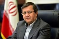 عبد الناصر همتي رئيس البنك المركزي الإيراني