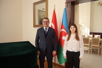 Baku envoy commemorates victims of Black January, calls for cooperation on regional tensions