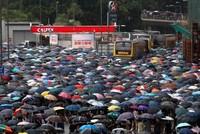 Hongkong: Hunderttausende trotzen Peking