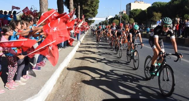 Ulissi ends Irish cyclist Bennet's winning run in Presidential Tour