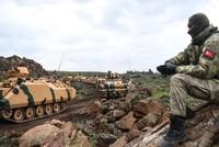 Turkey retaliates against harassment fire in Syria