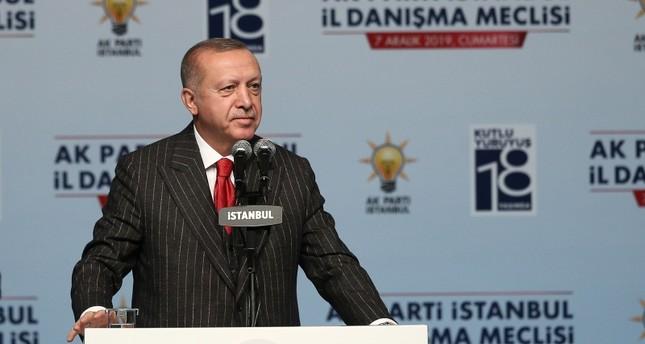 الرئيس التركي يعلن تدشين خط بحري بين تركيا وليبيا