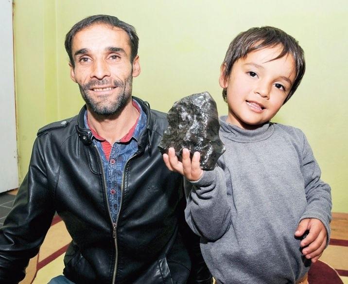 Meteorites landed on village 22-million-years-old: scientists