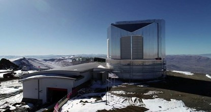 Turkey's largest observatory to start gazing the heavens in 2021