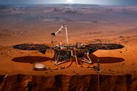 Quakes frequently shake Mars, lander confirms