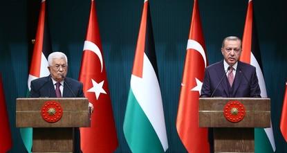 Gaza: Erdoğan und Abbas betonen gemeinsame Haltung