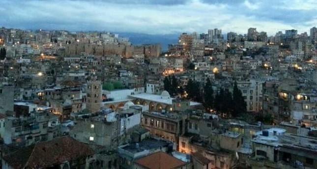 منظر عام لمدينة طرابلس لبنان (من الإنترنت)