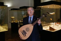 Turkish man collects and exhibits unique traditional Turkish musical instruments