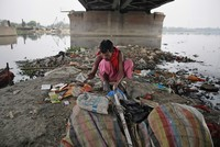 In India, a trio of unlikely heroes wages war on plastic