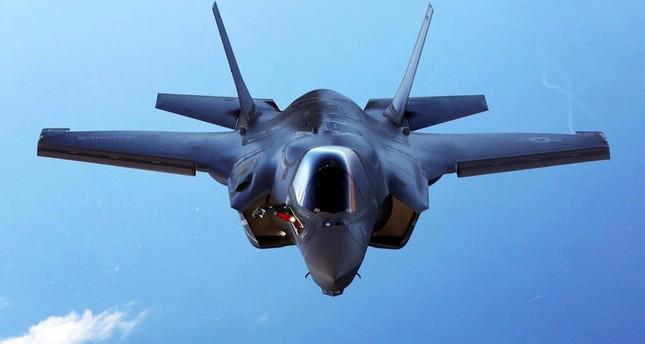 طائرة الإف-35 (رويترز)