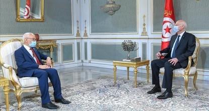 النهضة التونسية تدعو سعيد إلى الحوار للخروج من الأزمة