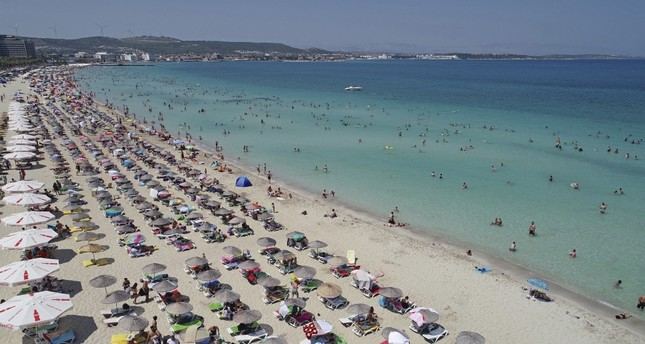 From beaches to lush greenery, Turkey lures 9 million tourists during bayram holiday
