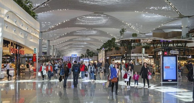 Turkey's new state-of-art Istanbul Airport served 52.2 million passengers after becoming fully operational in April 2019.