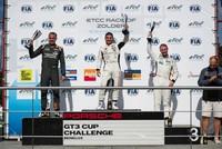 Turkish driver Ayhancan makes auto racing history