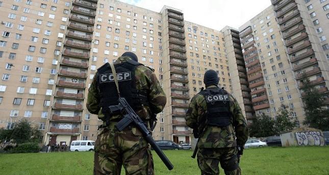 7 قتلى في محاولة احتجاز رهائن في كنيسة بالعاصمة الشيشانية