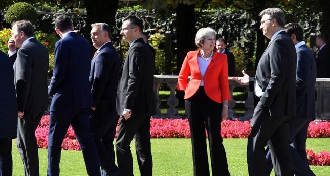 May's Brexit summit in Salzburg a 'humiliation'