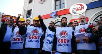 Strike partially halts services in Izmir suburban rail